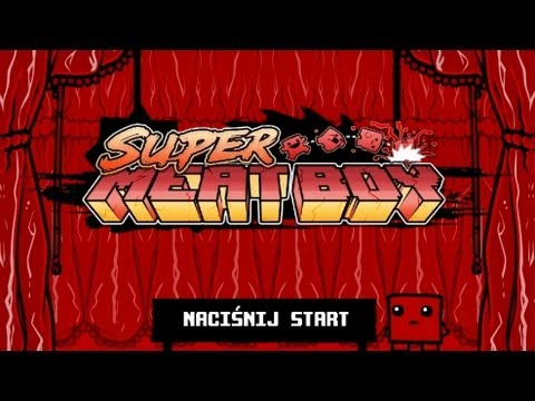 First (Let's) Play: Super Meat Boy cz. 1 - The Forest