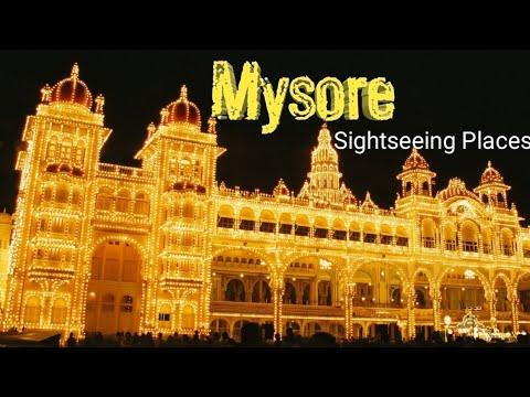 """Mysore""   Top 10 Places not to miss in Mysore   Mysore Tourism."