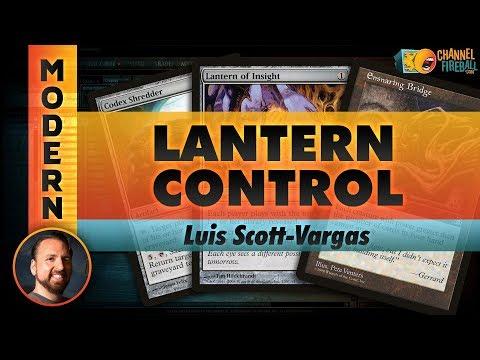 Channel LSV - Modern Lantern Control (Deck Tech & Matches)