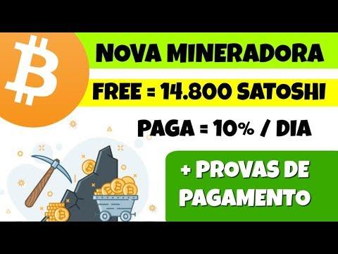 SCAM Mineradora de Bitcoin FREE 14.800 Satoshi Bixibit | + Provas de Pagamento Accra + CoinMagic