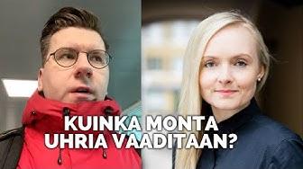 Turvapaikanhakija murhasi ex-tyttöystävän - vihreä sisäministeri Ohisalo vaikenee!