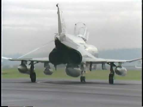 Military Aircraft Video Report - Vol. 1, No. 1
