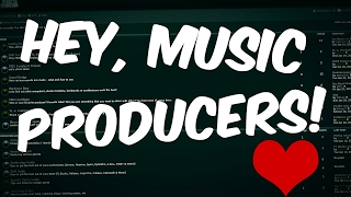 Join Our Forum For Music PRODUCERS!