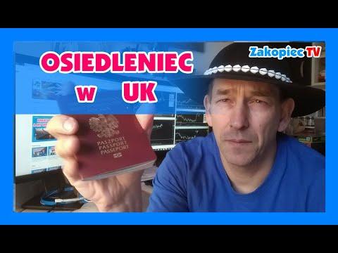 Status osoby osiedlonej - Jak zostać osiedleńcem w UK - Zakopiec TV from YouTube · Duration:  5 minutes 37 seconds