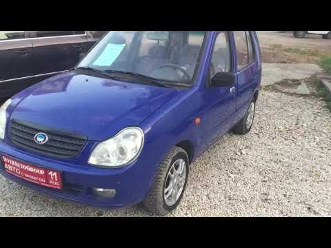 BYD F2  0,8 2007 год