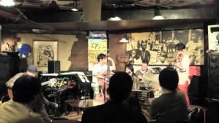 土村和史合奏団 + 荻野仁子@横浜エアジン2014.6.22(日) Tsuchimura K...