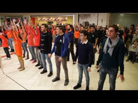 """I Will Survive"" Vocal Flash Mob"