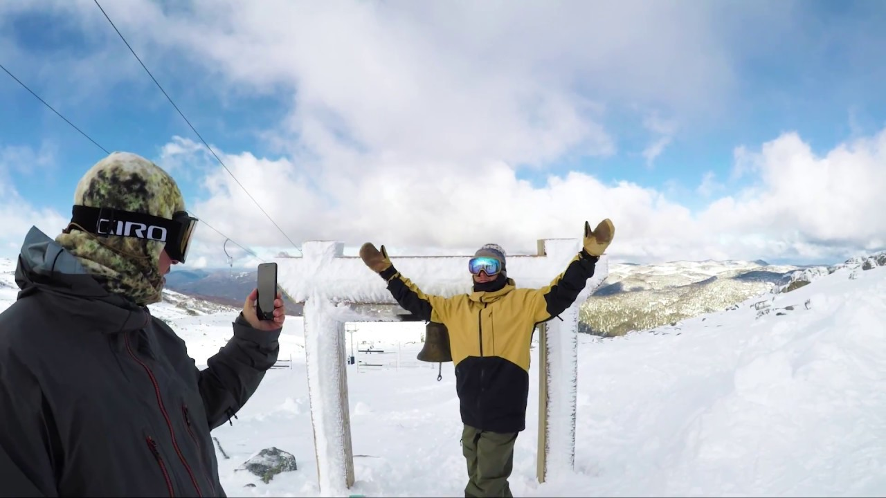 Thredbo Laps with Bryan Fox and Austen Sweetin