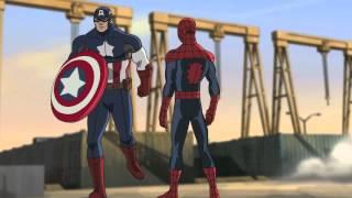 Ultimate Spider-Man (Comic Book Series)