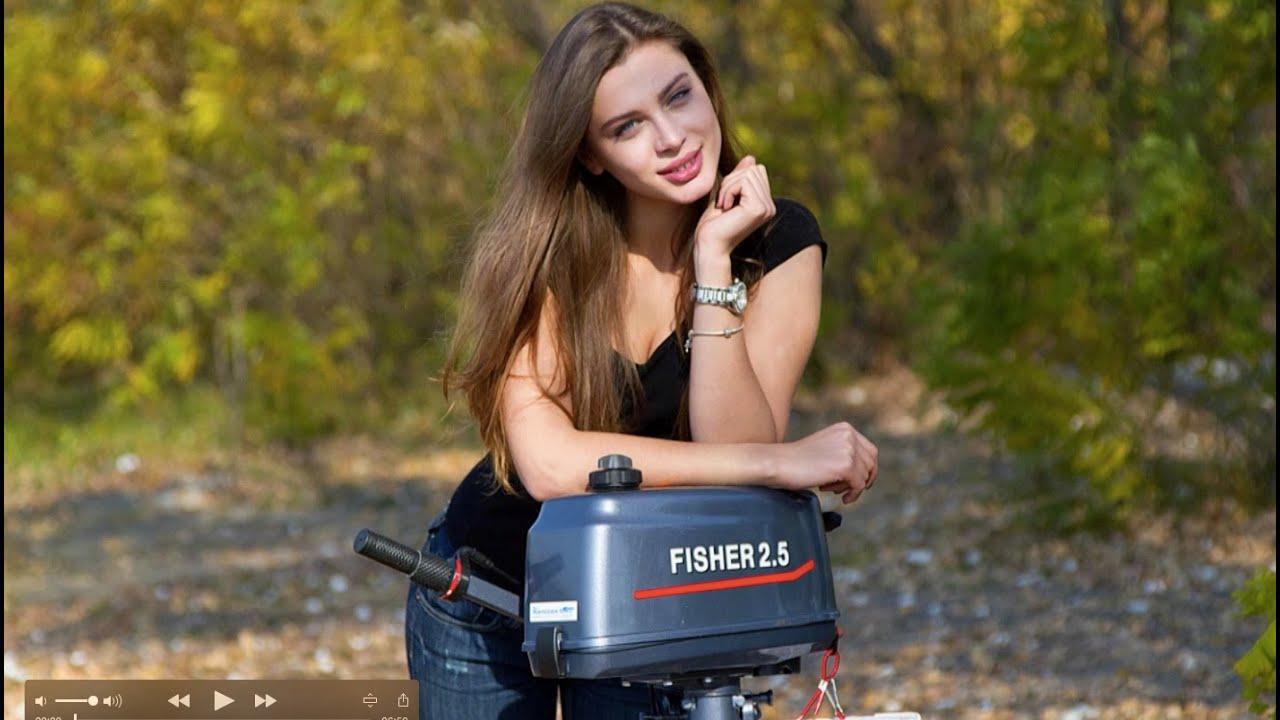 Лодочные моторы JetMar, конкуренты Parsun, приятно удивляют ценой .