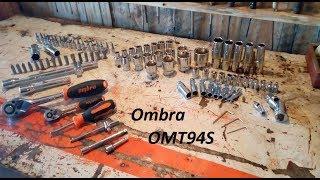 Обзор на мой инструмент. #2. Ombra OMT94S