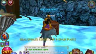 Wizard 101 - Stormriven Area!
