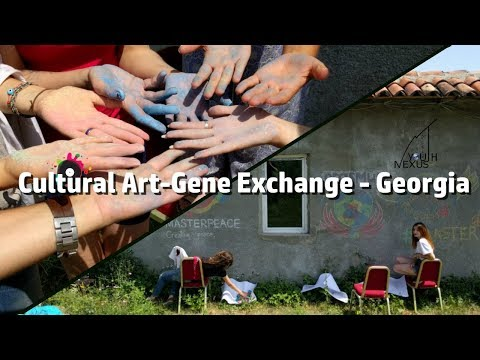 Cultural Art-Gene Exchange - Georgia