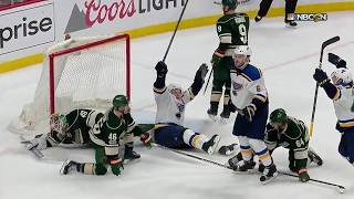 2017 Stanley Cup Playoffs Overtime Goals