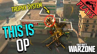 YOU Can't Take Down This CHOPPER! - Warzone Battle Royale