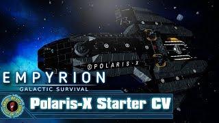 Polaris-X Starter CV by Badger_375 -  Empyrion: Galactic Survival Workshop Showcase