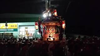 平成28年度 太子堂大杉神社 神輿渡御 thumbnail