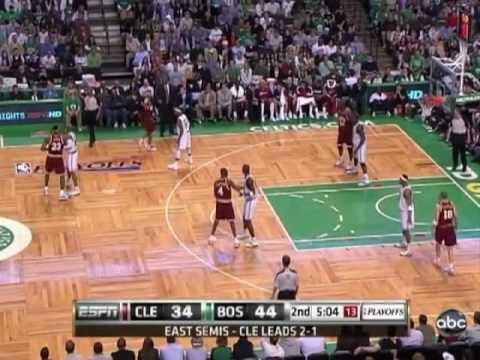 2010 NBA Playoffs Recap - Game 4 Celtics vs. Cavs - LeBron & Co. Can
