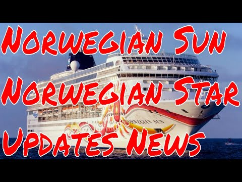 Norwegian Sun and Norwegian Star Updates Plus Viking Ocean and River Cruise Combos! Plus Q and A!