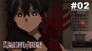 Kemono Jihen – Episode 02 [English Sub]