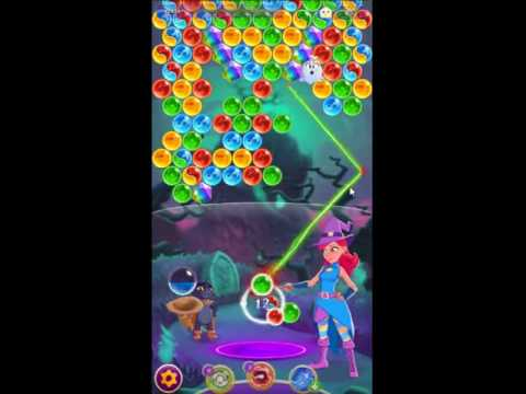 Bubble Witch Saga 3 Level 483 - NO BOOSTERS 🐈