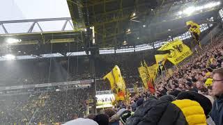 Borussia Dortmund - VFB Stuttgart  3:1 Highlights Südtribüne 09.03.19