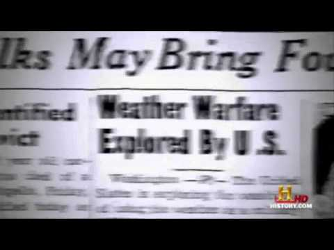 Weather Modification (HAARP) Exposed Part 1
