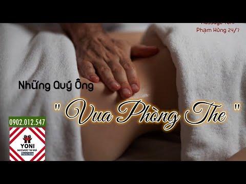 Dạy và Đào Tạo Massage Yoni. Kỹ Năng Phòng The Cho Quý Ông.