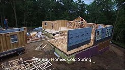 Wausau Homes Cold Spring, MN Set Day 2017