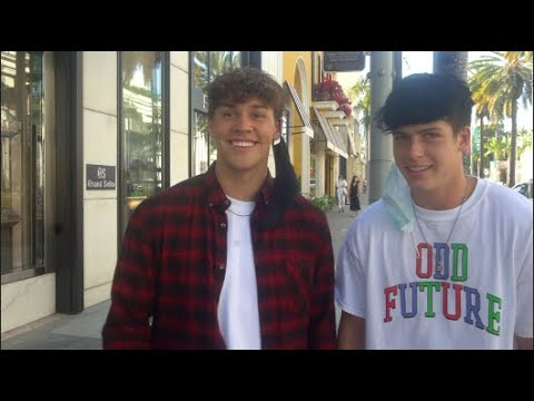 Blake Gray and Noah Beck React To Griffin Johnson Cheating on Dixie D'amelio and Hype House Beef!