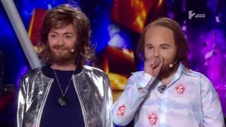 SZTÁRBAN SZTÁR + EGY KICSI Koós Réka & Szabó Bence - Stayin' Alive