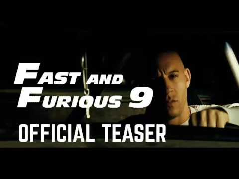 fast and furious 9 official teaser trailer 2019 youtube. Black Bedroom Furniture Sets. Home Design Ideas
