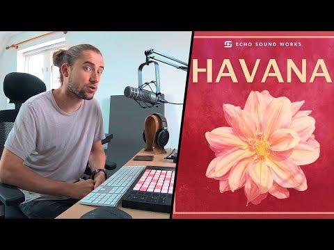 Echo Sound Works HAVANA | Future Bass & Tropical, Serum, Massive Presets, & Samples