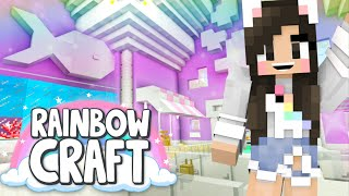 💙Minecraft Pet Store! Rainbowcraft Ep.24