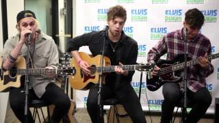 "5 Seconds of Summer - ""Hey Everybody!"" Acoustic  Elvis Duran Live"