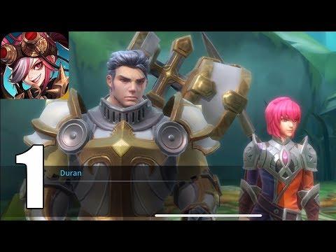 Elune ( IOS / Androi ) Gameplay #1 - Trailer