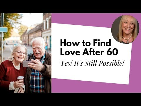 How to Find Love After 60 - Senior Dating Tips from a Professional Coach