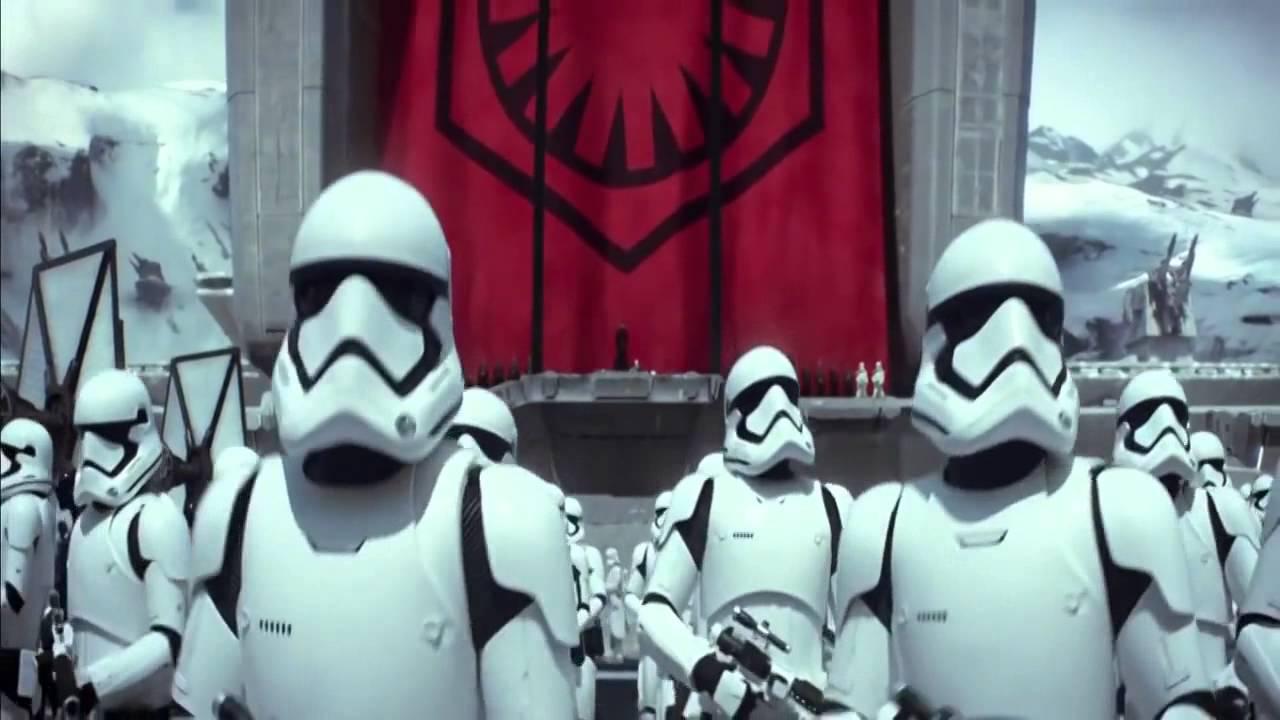star wars 7 le r veil de la force bande annonce en vf youtube. Black Bedroom Furniture Sets. Home Design Ideas