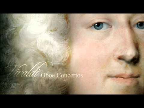 A. Vivaldi: Oboe Concertos [Il Fondamento-P. Dombrecht ]