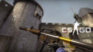 CS:GO - M4A1-S Knight : Gameplay