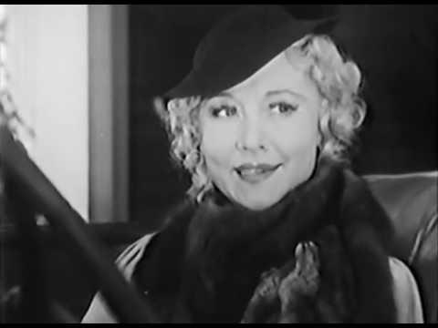 Valerie Hobson  August Week End  1936