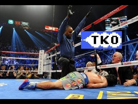Manny Pacquiao Knocked Out Funny Meme Video - YouTube