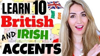 how to talk british accent