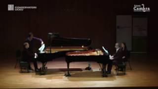 Emili Brugalla & Vesko Stambolov - In Memoriam Stravinsky | Cicle Liceu Cambra
