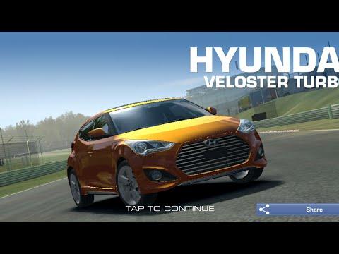 Real Racing 3 - Hyundai Veloster Turbo Unlocked!