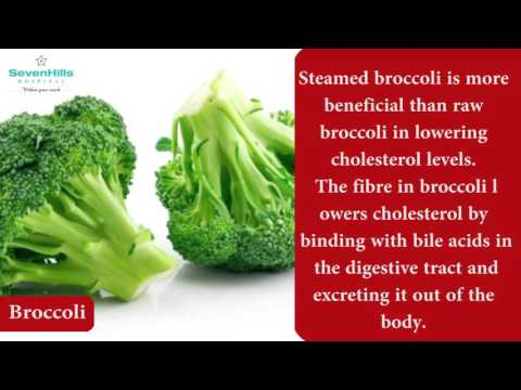 Cholesterol: Best Foods To Control Your Numbers