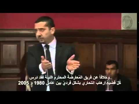 This is Islam. This debate on Islam at the University of Oxford