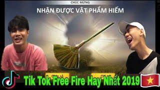 Tik Tok Free Fire Việt Nam Hay Nhất 2019 | Mày Không Thoát Được Đâu Con Trai | Híp VN