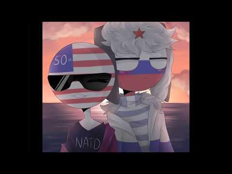 RusAme (Russia X America)// Boy Like You 💜//PMV