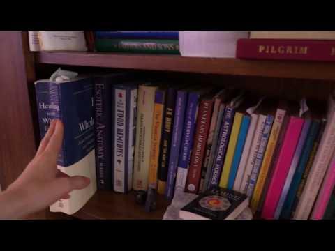 My Favorite Books and my Bookshelf